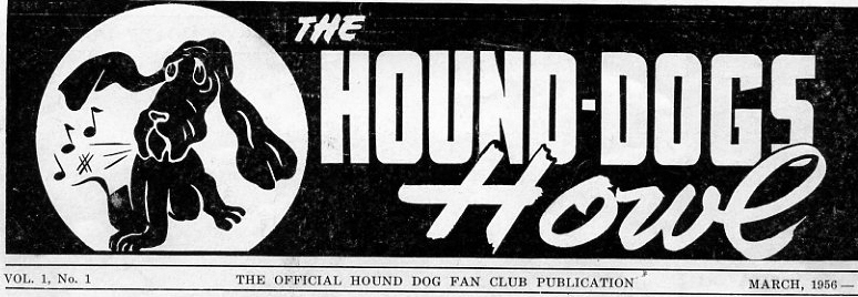 The HOUND-DOGS Howl banner